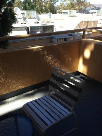 Sheraton Agoura Hills Hotel : Balcony
