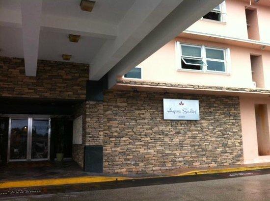 Wyndham Garden Guam: 外観