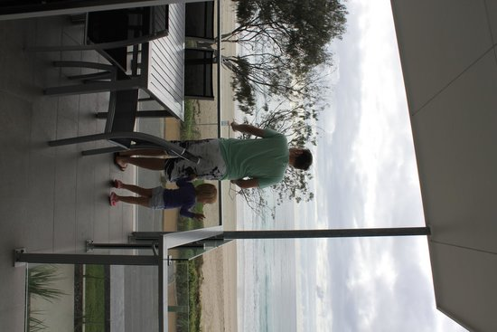 Tugun, Australia: View from apartment