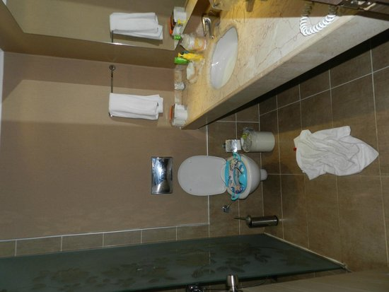 Club Calimera Kaya Side: ванная комната