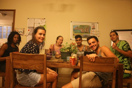 Spanish in the City - Panama City: Communal Eating