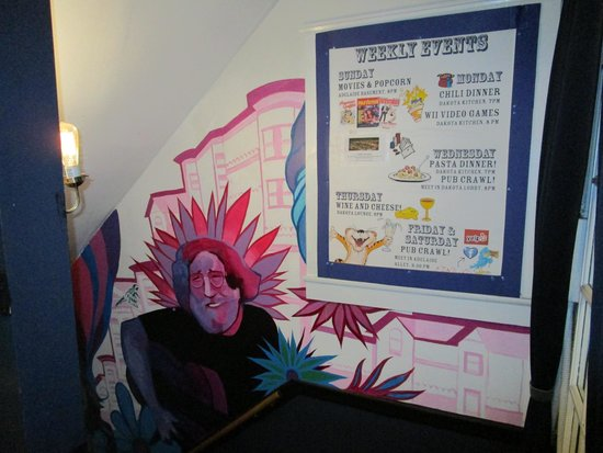 Adelaide Hostel: Something to do every day