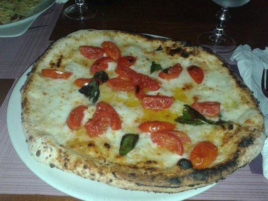 da Pasquale: La pizza!