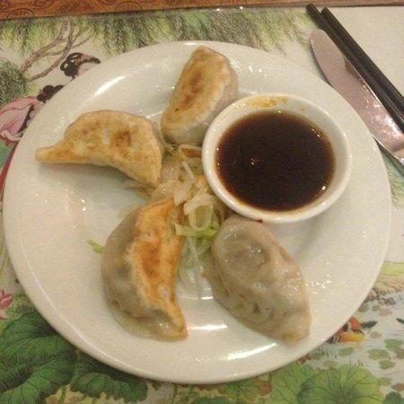 Beijing Town : Raviolis au porc