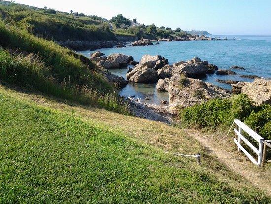 Vista nord picture of bagni vittoria vasto tripadvisor