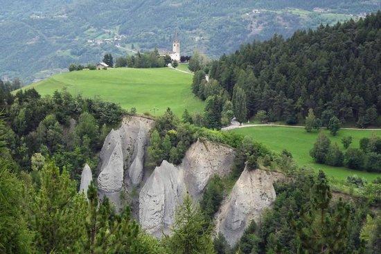 Saint Nicolas, อิตาลี: panoram