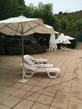 Abba Garden Hotel : Pool Area