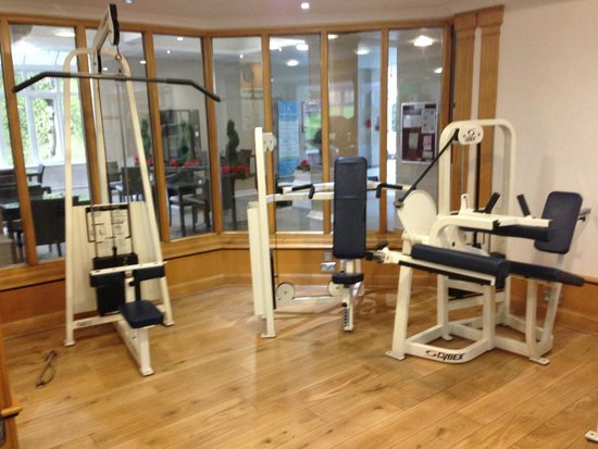 Gym Picture Of Durham Marriott Hotel Royal County Durham
