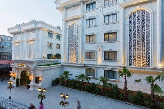 Sura Hagia Sophia Hotel: Sura Hagia Hotel