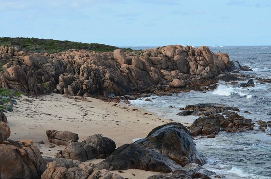 Cape to Cape Explorer Tours: Scenery on the way