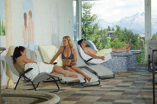 Hotel Alpenrose : SPA
