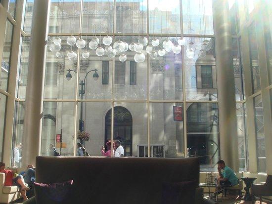 Fairfield Inn & Suites New York Midtown Manhattan/Penn Station: hall d'entrée
