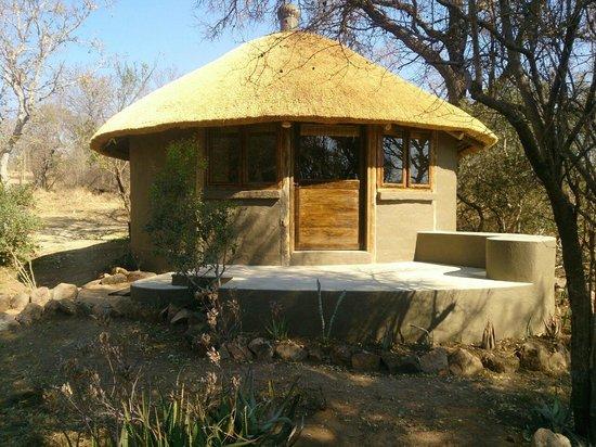 Umlani Bushcamp: Eco Hut nr 7