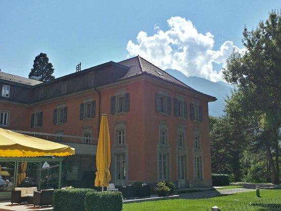 Grand Hotel Des Bains : Grand Hôtel des Bains