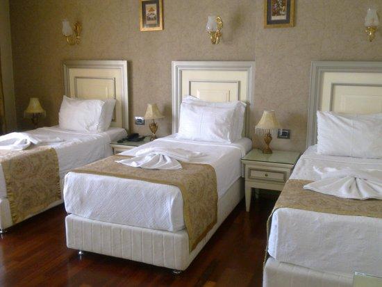 Maywood Hotel: Hotel Maywood: triple room