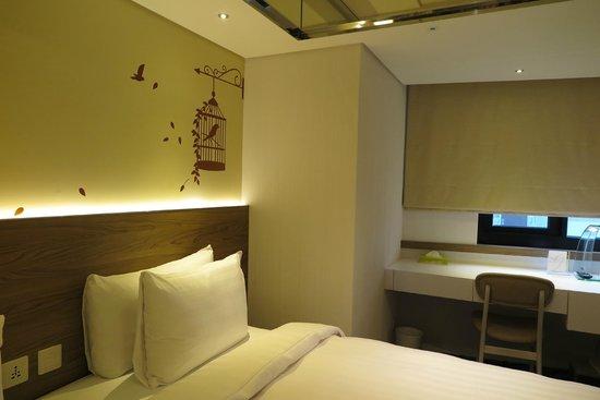 green world hotel zhonghua nice hotel room decor