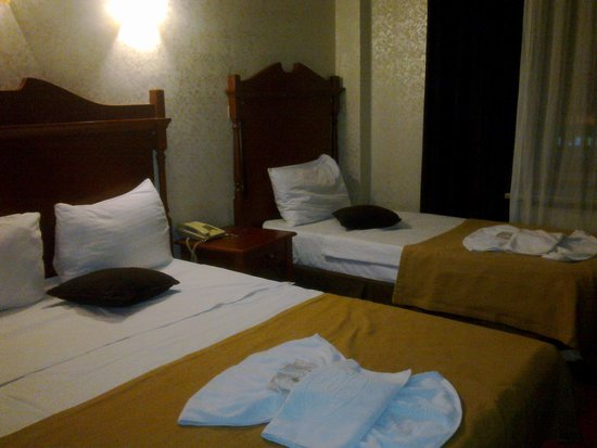 Historical Preferred Hotel Old City: Hotel Grand Seigneur: Bedroom