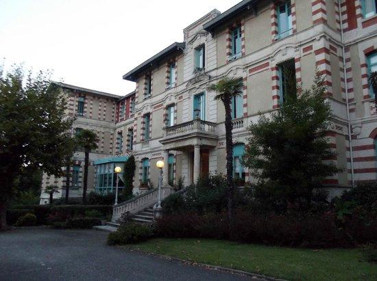 Residence Villa Regina: façade de la Villa