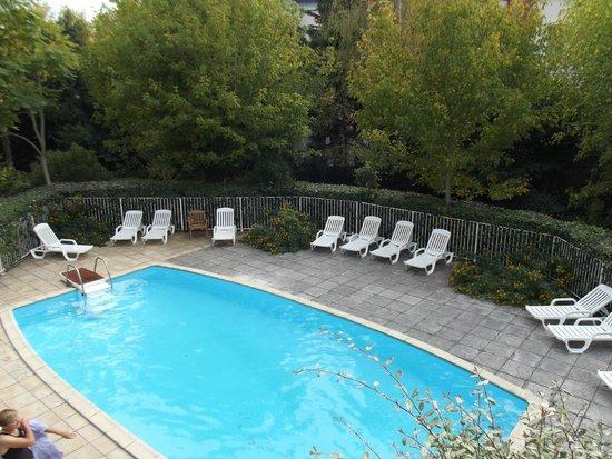 Residence Villa Regina: piscine non chauffée