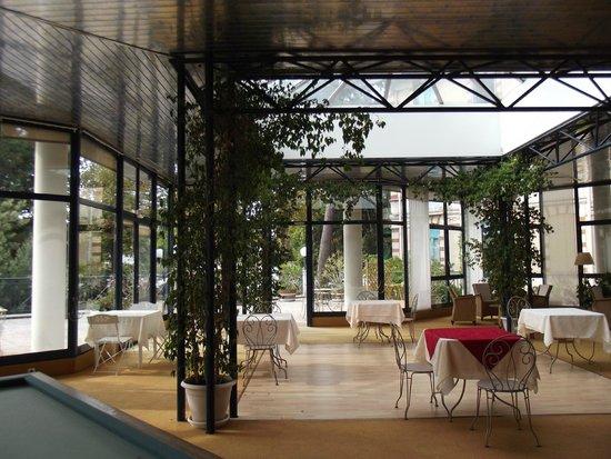 Residence Villa Regina: le patio