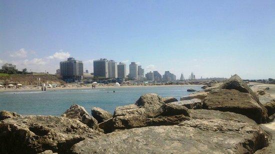 Olympia Hotel Tel Aviv - By Zvieli Hotels: Tel Aviv, Hilton beach