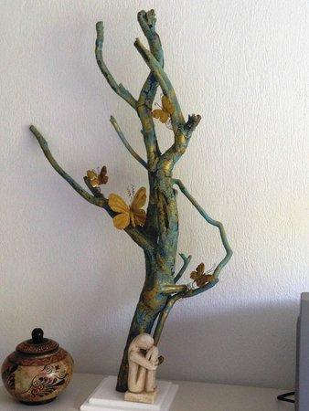 Skiathos Driades: Φύση και τέχνη !!!!