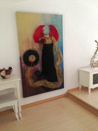 Skiathos Driades: Σκηνικό στην Κρεβατοκάμαρα .... που σε ταξιδεύει σε άλλες εποχές !!!
