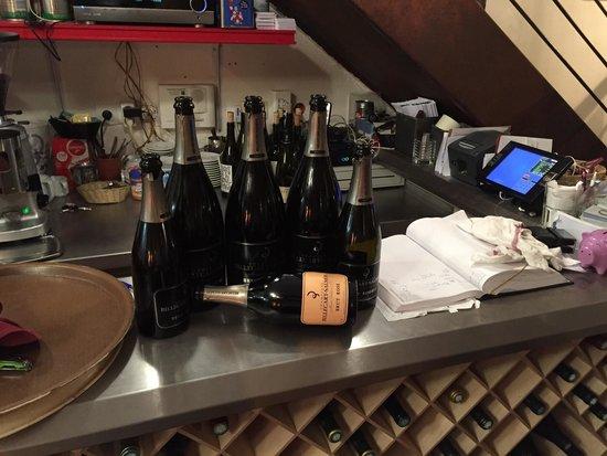 Bistrot des Vignes: Petite soirée