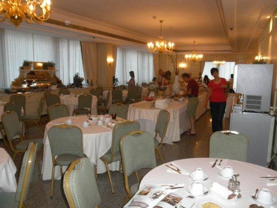 FH Grand Hotel Palatino: 朝食会場