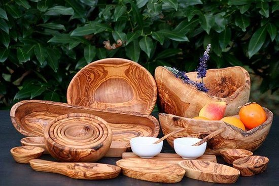 Olive Wood Luxury