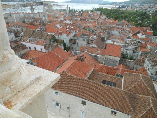 Trogir il centro storico foto di sito storico di trogir for Sito storico