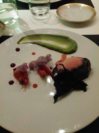 Auberge Du Forgeron : PURPLE DUCK ° Tapioka de choux rouge