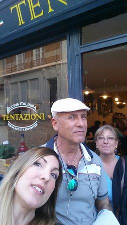 Tentazioni : Pizza in famiglia 2014