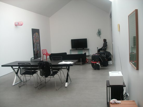 Luna Apartments : Our room
