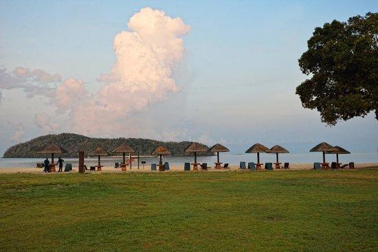 Pantai Tengah, Malaysia: Beach