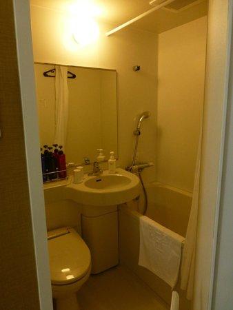 Sotetsu Fresa  Inn Nihombashi Ningyocho: salle de bain