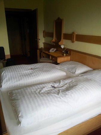 Almfrieden Wander- und Langlaufhotel: Standard-Doppelzimmer