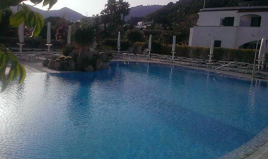 Albergo L'Approdo : piscina esterna