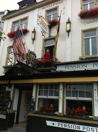 Pension Post Ruedesheim