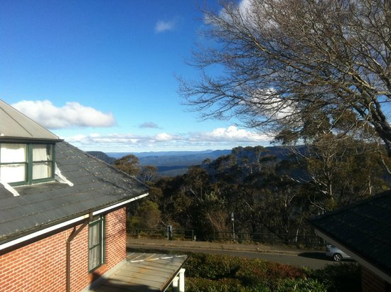 Lilianfels Resort & Spa - Blue Mountains: jamison valley view from room