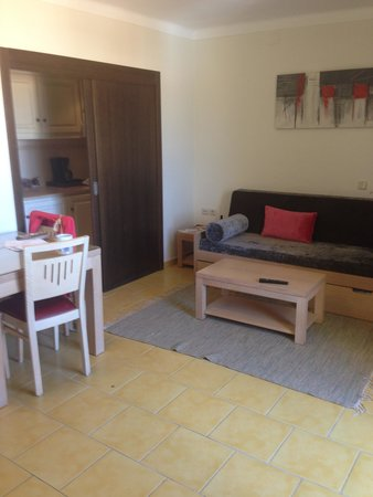 Santa Eulalia Hotel Apartamento & Spa : Room 203