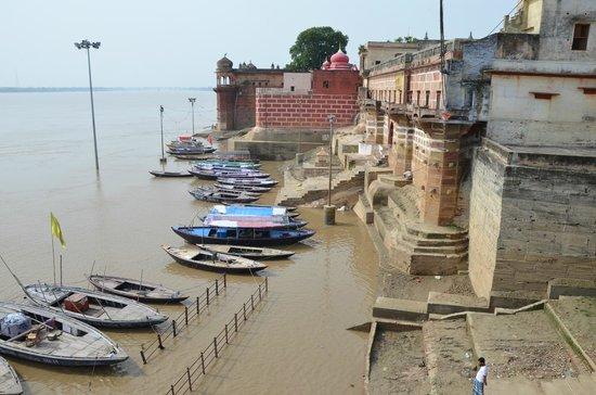 Suryauday Haveli - An Amritara Resort: Vue du roof top