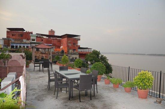 Suryauday Haveli - An Amritara Resort: Roof Top
