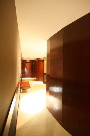 Zenit Lisboa : Distribución de las habitaciones