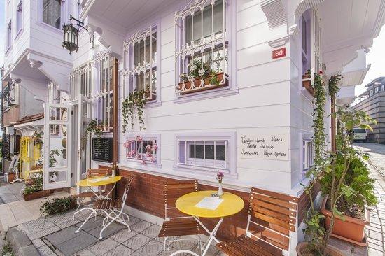 Hotel Darussaade Istanbul: hotel