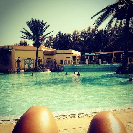 Hotel Bravo Hammamet: Picine bravo 4 étoile