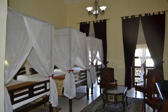 Zanzibar Hotel : ROOM