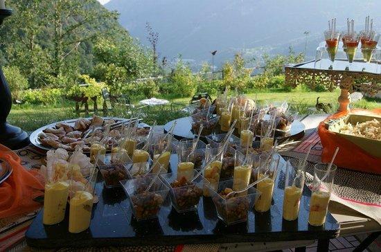 Crodo, Włochy: I nostri buffet