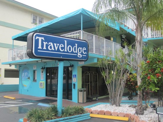 Travelodge Fort Lauderdale Beach: l'hôtel