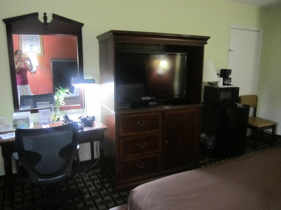 Travelodge Fort Lauderdale Beach : notre chambre